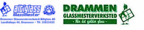 Drammen Glassmesterverksted/ Altiglass AS