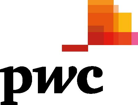 Logoen til PWC