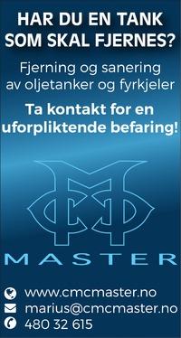 Annonse på trykk i Tønsbergs Blad - Bygg og fagfolk