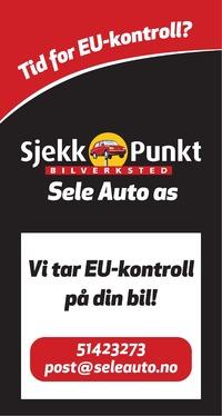 Annonse i Jærbladet