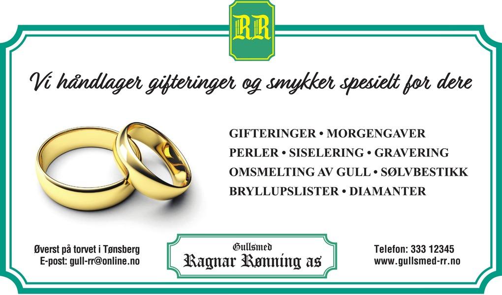 Gullsmed Ragnar Rønning AS