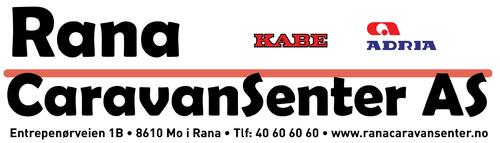 Logoen til Rana Caravansenter AS