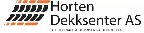 Logoen til Horten dekksenter AS