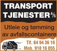 Annonse på trykk i Østlandets Blad - Bygg og fagfolk