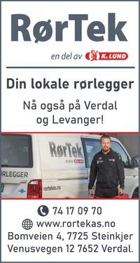 Annonse i Trønder-Avisa