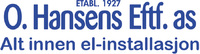Olaf Hansens Eftf. AS