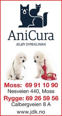 Annonse i Moss Avis