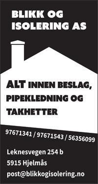 Annonse i Nordhordland