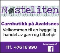 Annonse på trykk i Haugesunds Avis - Shopping