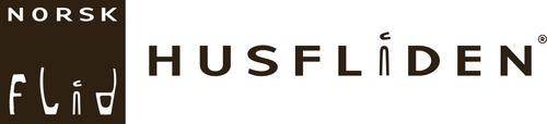 Logoen til Husfliden Tromsø AS