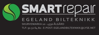 Smartrepair Egeland Bilteknikk