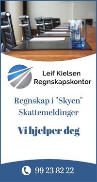 Annonse i Sandnesposten