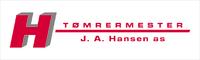 Tømrermester J A Hansen AS