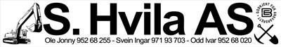 Logoen til Sigmund Hvila AS