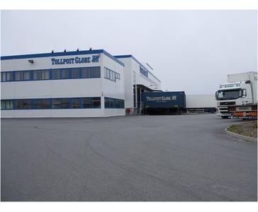 Nytt terminalbygg for Tollpost Raglamyr Haugesund.