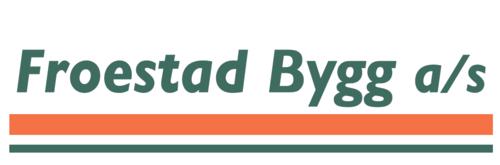 Logoen til Froestad Bygg AS