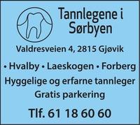 Annonse i Oppland Arbeiderblad