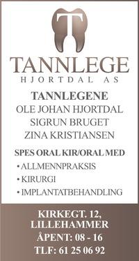 Annonse i Gudbrandsdølen Dagningen - Helse og velvære
