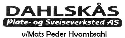 Dahlskås Plate og sveiseverksted AS