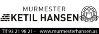 Murmester Ketil Hansen AS
